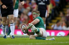 As it happened: Wales v Ireland, Rugby World Cup warm-up