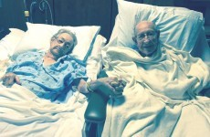 This hospital's lovely act of kindness towards an elderly couple is going viral
