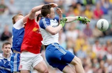 3 sent off as Tyrone see off Monaghan to book All-Ireland semi-final date with Kerry