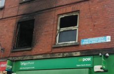 Elderly woman rescued from burning building in Dublin