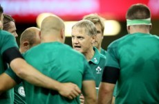 Ireland have moved up to second in the world rankings for the first time ever