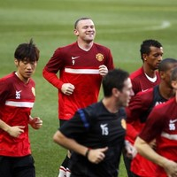 Wayne Rooney is the white Pele, says Fergie