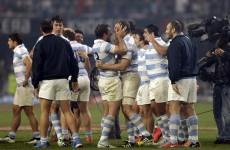 Argentina shock the Boks in Durban to underline World Cup credentials