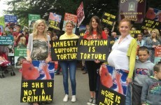 Pro-life group clashes with Amnesty over decriminalising abortion