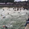 Winner of Dublin's first Ironman over the line as thousands come out to cheer on athletes