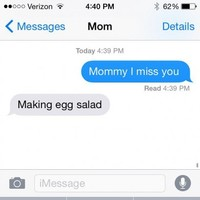 This Instagram is sharing hilarious texts people get from their mams