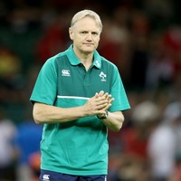 'They're not great conversations to have' - Schmidt prepares to cut 7 Irish players