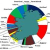 This cool graph illustrates Ireland's 'closest' neighbours