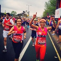 This woman ran a marathon without a tampon and now she's the talk of the internet