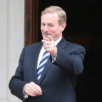 Enda says it would be 'very arrogant' of him to assume he'll be re-elected