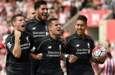 As it happened: Stoke v Liverpool, Premier League