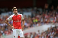 Cech, mate? Arsenal stunned by West Ham in opening game