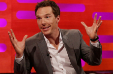 Benedict Cumberbatch wants people to stop filming Hamlet because it's 'mortifying'