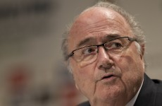 Quittin' Time? Sepp Blatter reportedly considering his future
