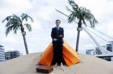 Twestion Time: Liffey 'Desert island' artist Fergal McCarthy