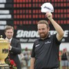 What does last night's win at the World Golf Championship mean for Shane Lowry?