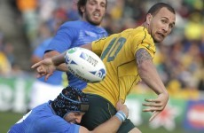 FAQ: How good is Aussie out-half Quade Cooper?