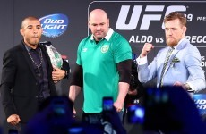 Aldo's coach: Drug test Conor and Jose three times a week and I'll pay for it