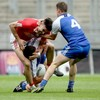 'I think I'd rather be on the losing side than wake up and be Tiernan McCann'
