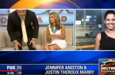 A TV presenter walked off set because he didn't want to hear another Kardashian story
