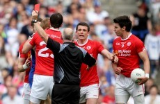 Monaghan star in 'state of shock' after red card in Tiernan McCann dive incident