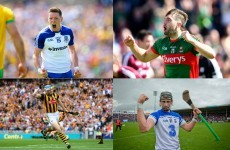 Here are the 6 nominees for the GAA player of the month awards but who gets your vote?