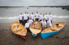 Here's why 20 rowers are circumnavigating Ireland