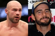 'You are a coward' - Cathal Pendred and CM Punk have gone to war on Twitter
