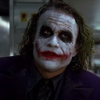 This is the diary Heath Ledger kept while playing The Joker