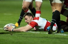 Munster set to bring in former Gloucester winger as World Cup cover