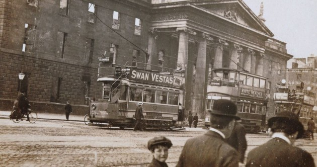Pictures: Incredible photos of a ruined Dublin after the 1916 Easter Rising