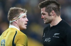 All Blacks change three with McCaw set to break world record in Bledisloe rematch