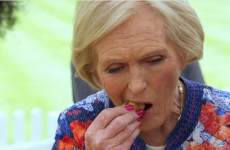 The Great British Bake Off just hit peak innuendo