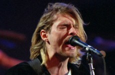 Kurt Cobain solo album to be released in November