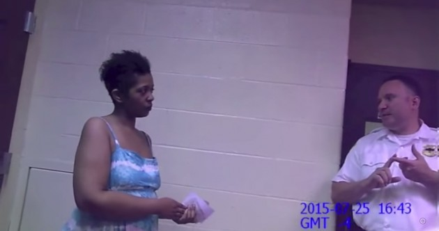 "WATCH: Woman tells police ""I don't want to die in your cell"" - hours before dying in jail"