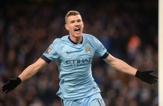 'Thank you for everything' - Dzeko pens an emotional goodbye to City's fans