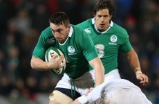 Jack Conan handed Ireland debut as Madigan takes over in 10 shirt