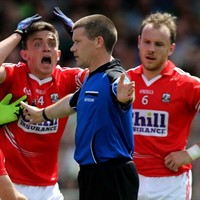 Cork GAA have clarified infamous statement that criticised Munster final referee