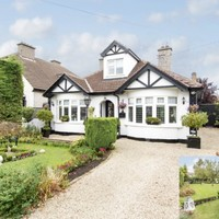 What else could I get for... the €750,000 pricetag on this Dublin cottage