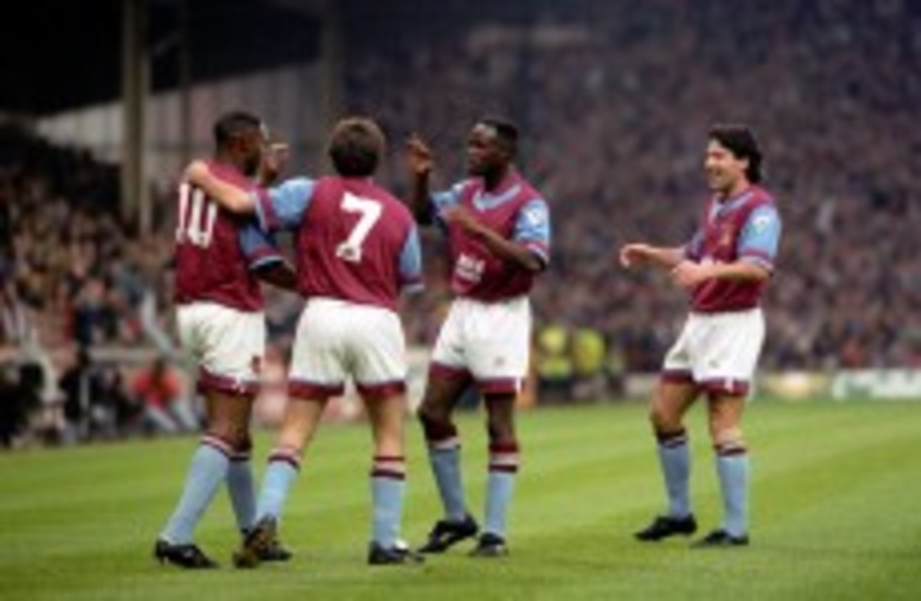 How Aston Villa Squandered The 1992 93 Premier League Title History Changed Forever