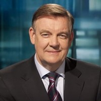 """Bryan Dobson: """"I'd be terrified of presenting a chat show"""""""