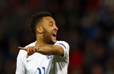 England U21 winger says he's still considering declaring for Ireland