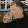 Bill Gates is helping to turn poo into drinking water - and even drank some himself