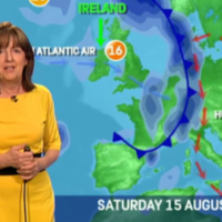 RTÉ weather gave us all an unnecessary geography lesson