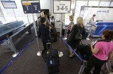 An airline is to start weighing passengers before they board