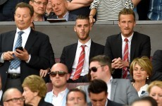 De Gea does not want to play for Manchester United - Van Gaal