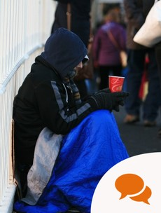 Do we need another Jonathan Corrie to die before our government will take the homeless crisis seriously?