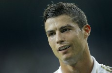 'Don't hate me because I'm beautiful' - Ronaldo