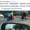 British police apologise for shaming homeless couple living in their car