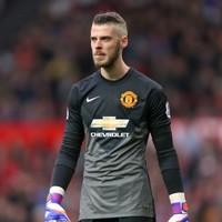 David de Gea 'shocked' by Man United omission